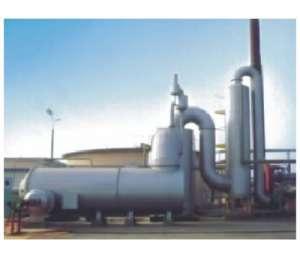 催化蓄热式废气燃烧焚烧炉