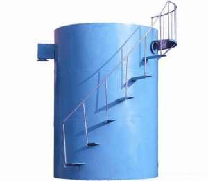 竖流式溶气气滤机
